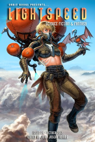 Lightspeed Magazine, October 2012