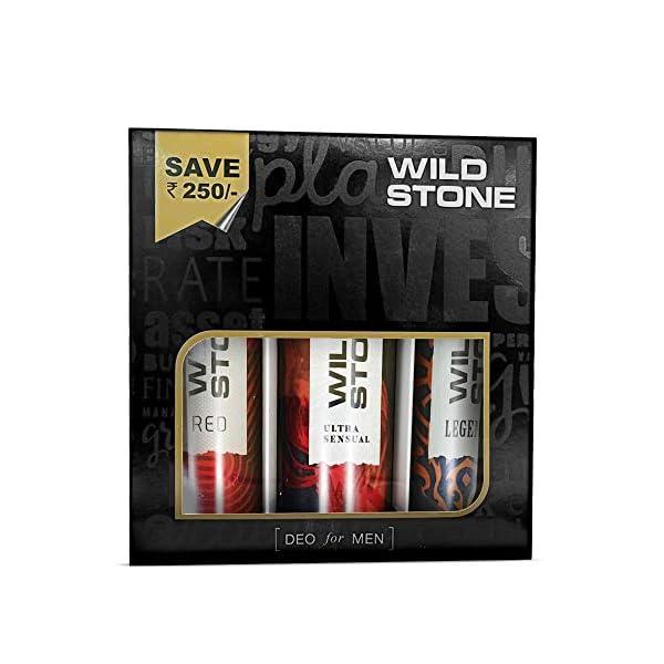 Best Wild Stone Ultra Sensual Red Legend Deodorant Online India 2020