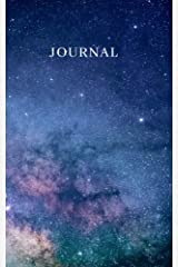 Journal: 5x8 therapeutic writing journal for meditation and relieving anxiety. 300 lined pages Paperback