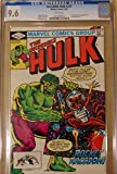 The Incredible Hulk #271 CGC First (1st) Appearance of Rocket Raccoon From (Guardians of the Galaxy Movie)