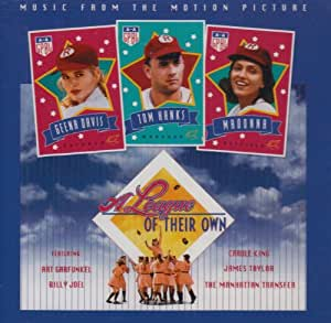 A League Of Their Own Music from The Motion Picture