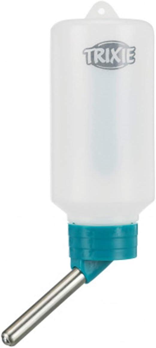 Trixie Surtido plástico tränken Bebedero para Adolescente Botella Bebedero para Animales pequeños, tamaño 100 ML (6052)