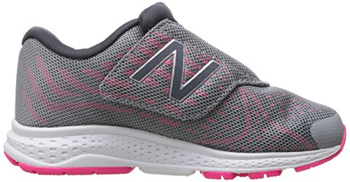 M toddler Yellow black Kids Grey 10 Vazee Unisex pink infant Toddler New Balance V2 Rush Z087q7w