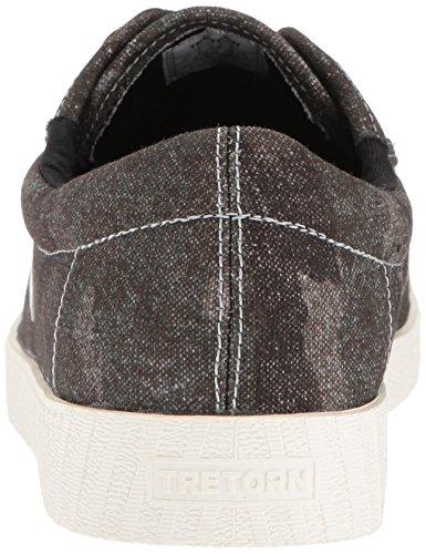 Sneaker Tretorn Mens In Nyliteplus Nero / Bianco