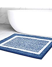 Color&Geometry Non Slip Bath Mat