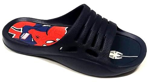 Ciabatte Amazon K80 Spider Bimbo Man Blu Mare Recco Mod Fonseca De vFwxtqU7B