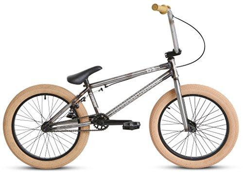 Collective C1 20 inch BMX Bike RAW