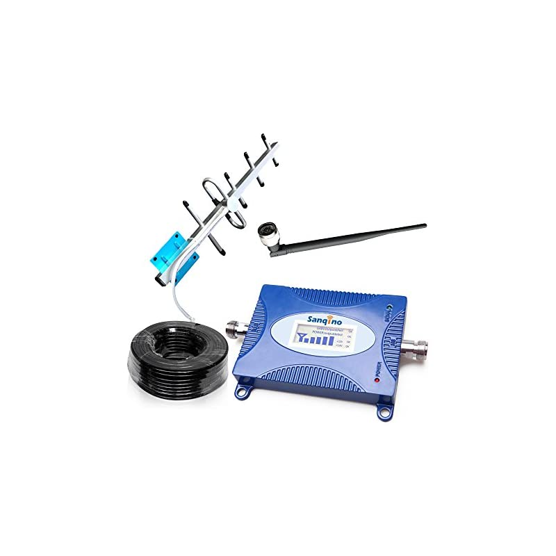Sanqino Cell Phone Signal Booster For Ho