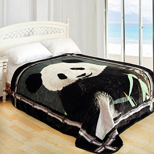 - ShiGo Heavy Weight Super Soft Luxury Twin size Blanket 60