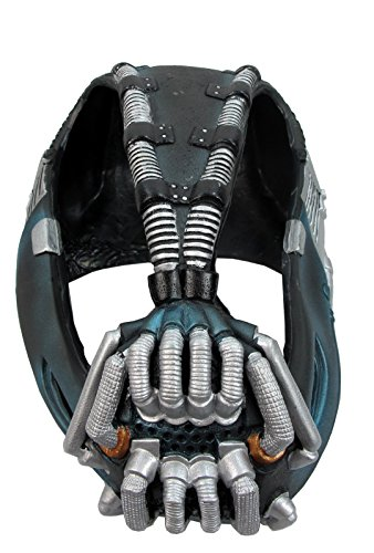 Bane Mask Tom Hardy Version Dark Knight Batman Movie Props ()