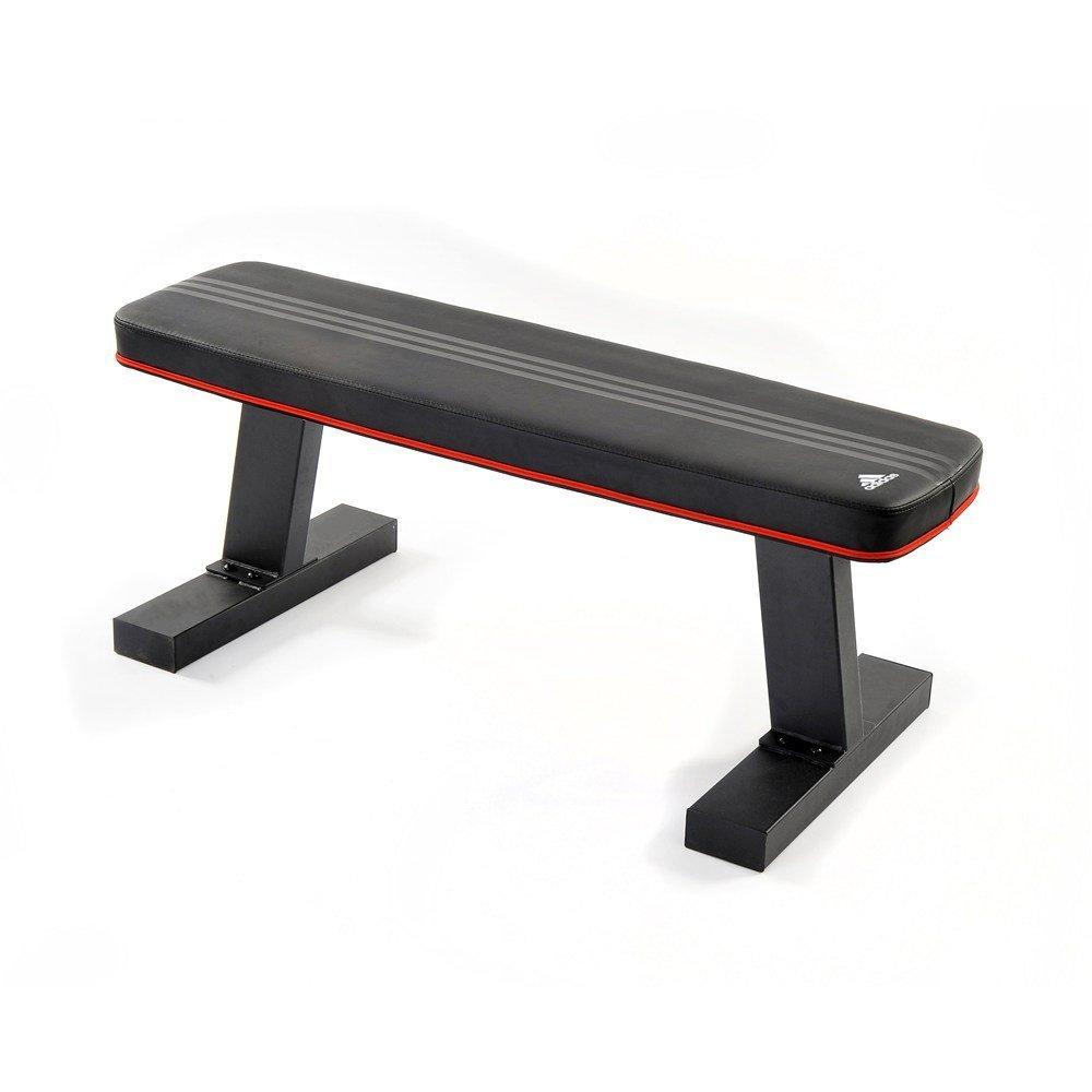 adidas Performance Flat Training Bench, Black