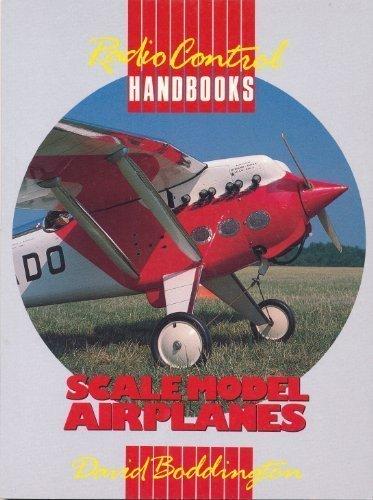 - Scale Model Airplanes (Radio Control Handbooks)