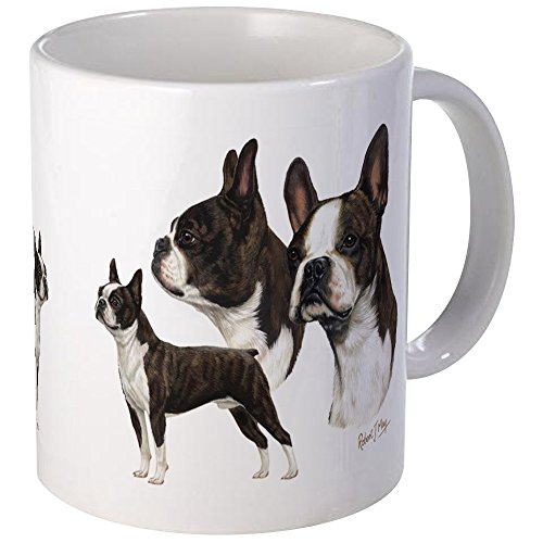 CafePress Boston Terrier Unique Coffee product image