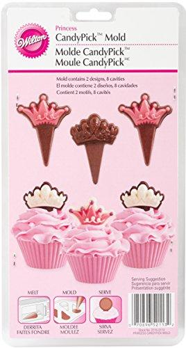 Wilton 2115-2113 Princess Picks Candy -