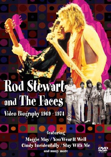 (Rod Stewart & Faces - Video Biography 1969-1974 [Japan DVD] YMBZ-30317)