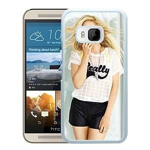 HTC ONE M9 ellie goulding 1 White Screen Cellphone Case Genuine and Retro Design