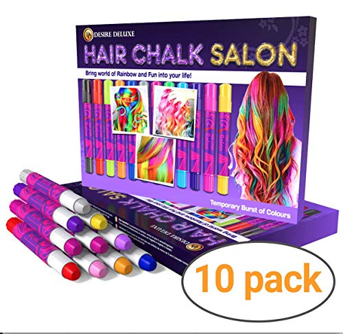 Desire Deluxe Girls Gifts Hair Chalk Gift for