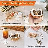Tea Drops Tea Sprinkles - Nutrient Rich Instant Tea | Good For Detox