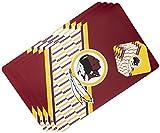 NFL Washington Redskins Placemat Coaster Set