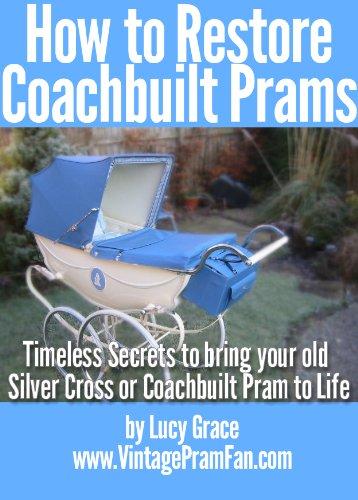 Babies Prams Silver Cross - 1