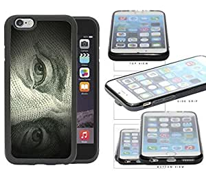 Benjamin Franklin 100 Dollar Bill pc Silicone Hard shell Cell Phone For Ipod Touch 5 Case Cover ( SCREEN)
