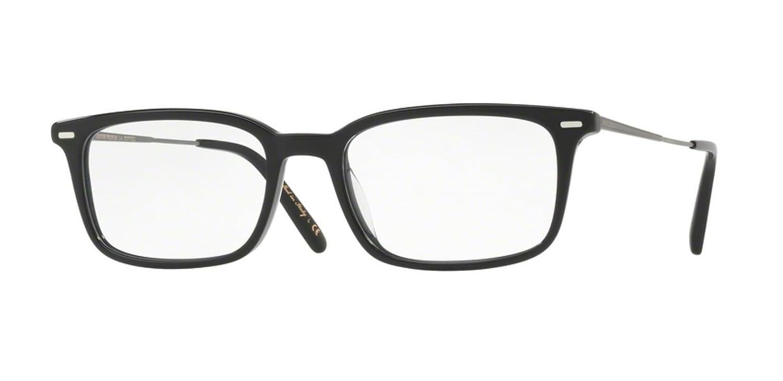 New Oliver Peoples OV 5366U WEXLEY 1005 BLACK Eye Wear Eye Glasses