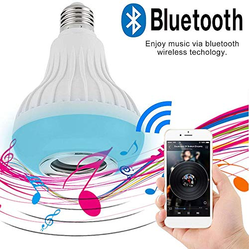 XFENGUS E27 12W WiFi Smart Light Bulb Wireless Dimmable RGBW LED Lamp AC220V from China (Color : Like The Picture) from Generic