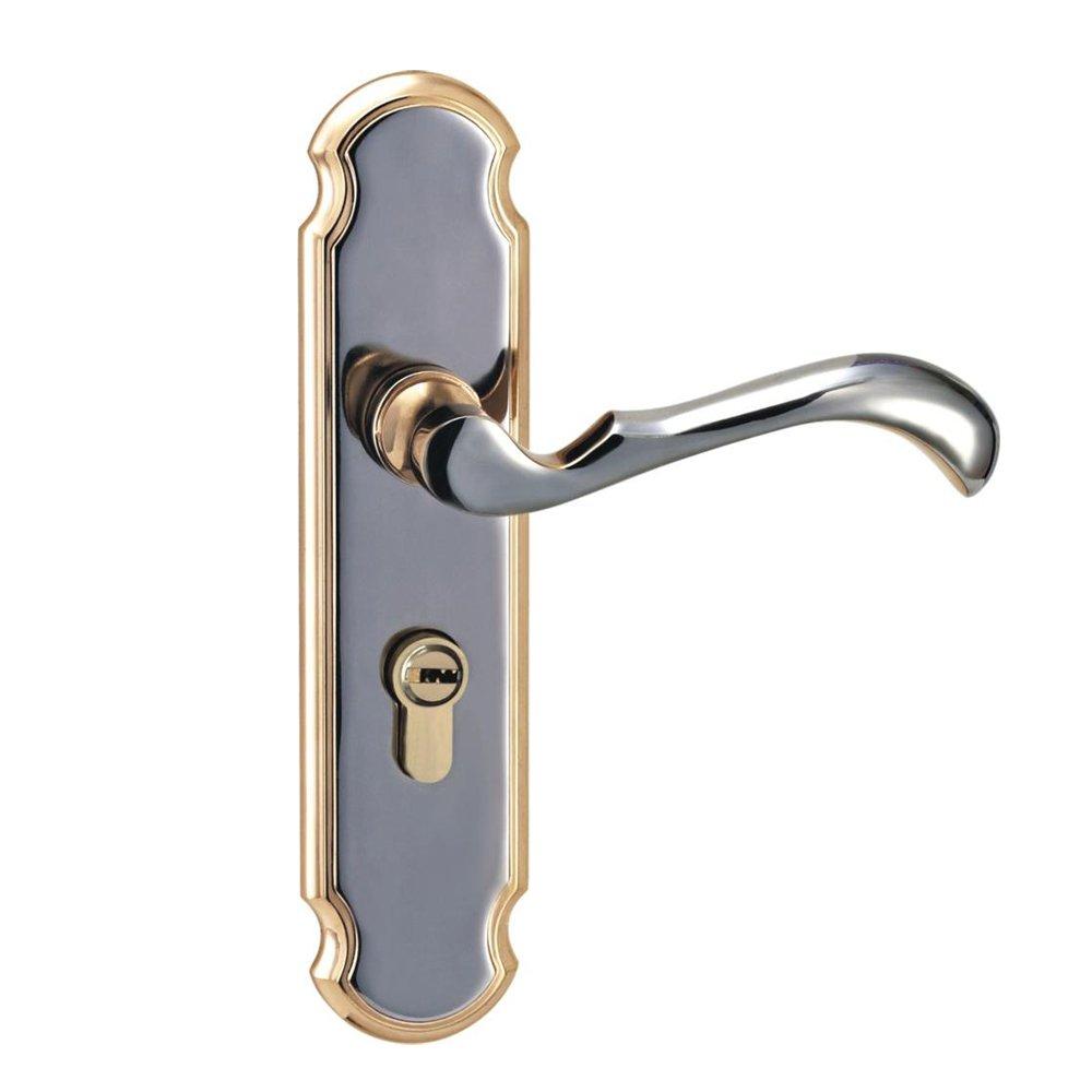 Jingzou High-grade zinc alloy handle locks hardware locks solid wood door locks
