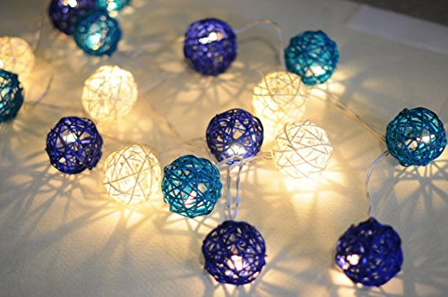 Christmas Ball Led Lights - 8