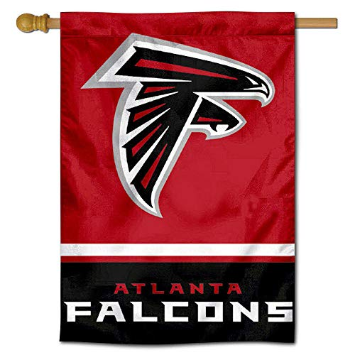 Wincraft Atlanta Falcons Two Sided House Flag