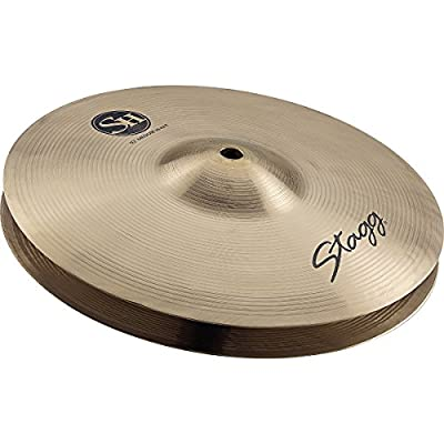 Stagg SH-HM10R 10-Inch SH Medium Hi-Hat Cymbals by Stagg