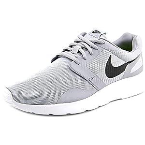 NIKE Kaishi NS Mens Gray Mesh Athletic Lace Up Running Shoes 11