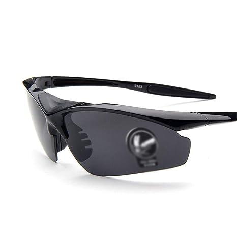 Gafas de Bicicleta Ciclismo Espejo Deportivo Gafas de Sol ...