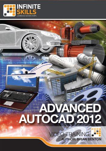 Advanced AutoCAD 2012 [Download] by Infiniteskills