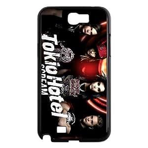 SamSung Galaxy N2 7100 Black Tokio Hotel phone cases&Holiday Gift