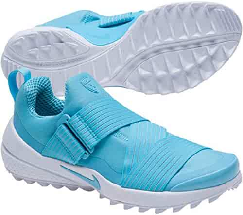 0892ca9d275fa Nike Womens Air Zoom Gimme Spikeless Golf Shoes Vivid Sky White Size 8