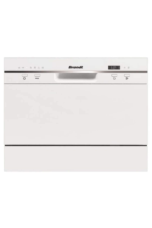 Brandt DFC6519W Encimera 6cubiertos A+ lavavajilla ...