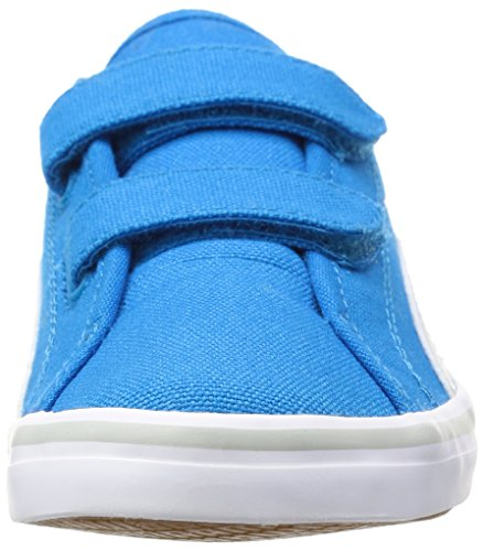Puma PumaElsu V2 CV V Inf - Zapatillas Unisex Niños Azul - Blau (blue Jewel-gray violet 02)