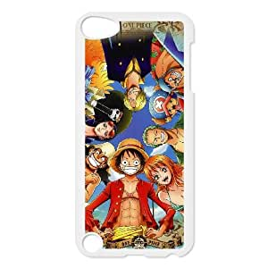 iPod Touch 5 Case White ONE PIECE smpm
