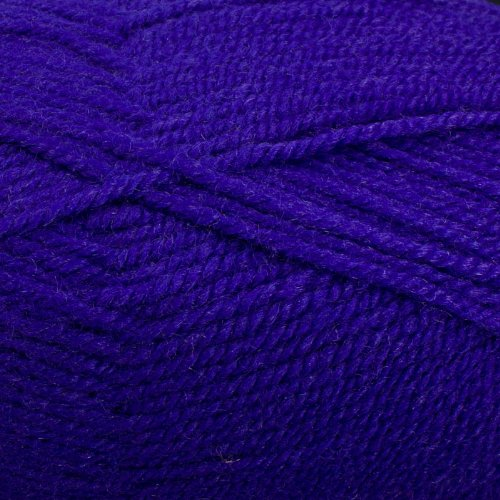 Plymouth (1-Pack) Encore Worsted Yarn Bright Purple ()