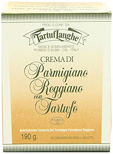 Tartuflanghe Parmigiano Reggiano And Truffle Cream 190gr. by TartufLanghe