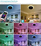 TALOYA Smart Ceiling Light Flush Mount LED