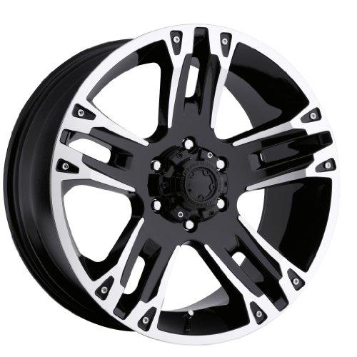 Ultra Wheel 235B Maverick Matte Black Wheel (20x9