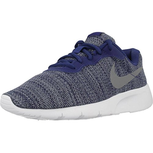 NIKE Compétition Grey 405 Chaussures Royal Tanjun Cool White garçon Multicolore Blue Deep GS de Running rwqRrgX