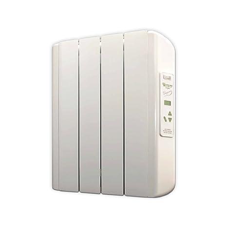 farho Radiador Electrico Bajo Consumo Eco-X ··· 500 Watios · TERMOSTATO Digital