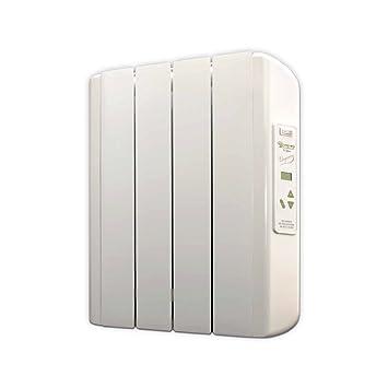 farho Radiadores Electricos Bajo Consumo Eco-X • 500 Watios • TERMOSTATO Digital Programable (