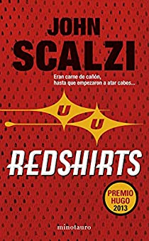 Redshirts par Scalzi