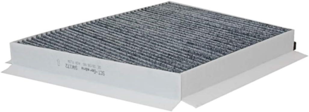 SCT Germany Inspektionspaket Wartungspaket Filterset 1 x Luftfilter 1 x Innenraumfilter mit Aktivkohle 1 x Kraftstofffilter