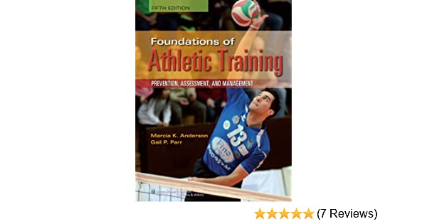 Foundations Of Athletic Training 5th Edition Pdf