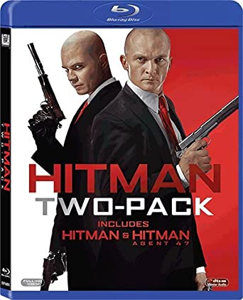 Amazon Com Hitman 2 Pack Two Movie Set Region A Blu Ray Set